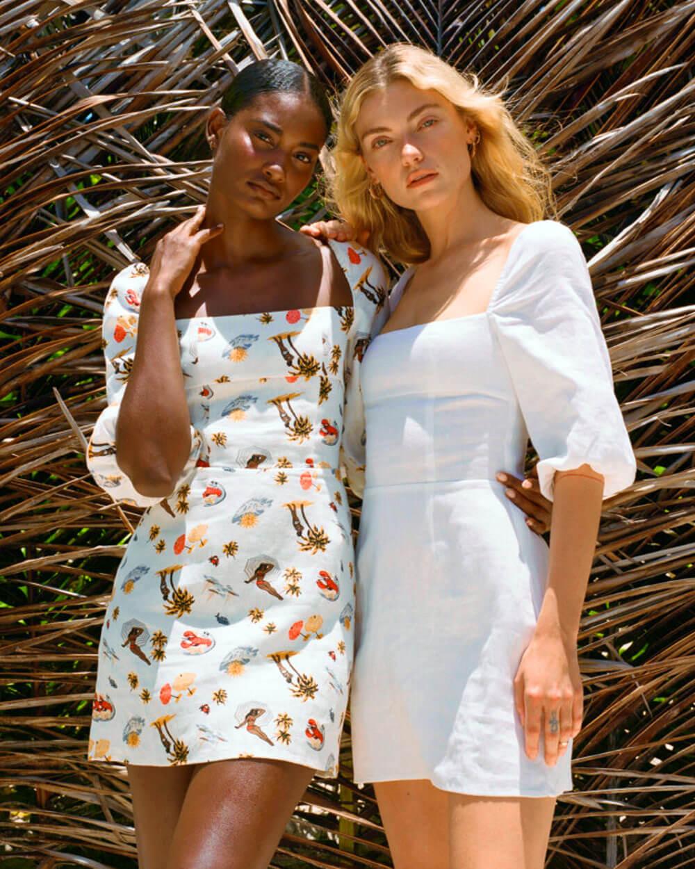 Reformation sustainable Boho clothing