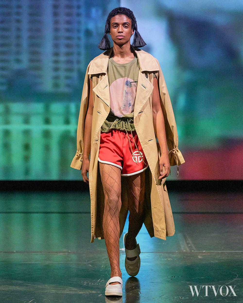 Telfar Androgynous Fashion