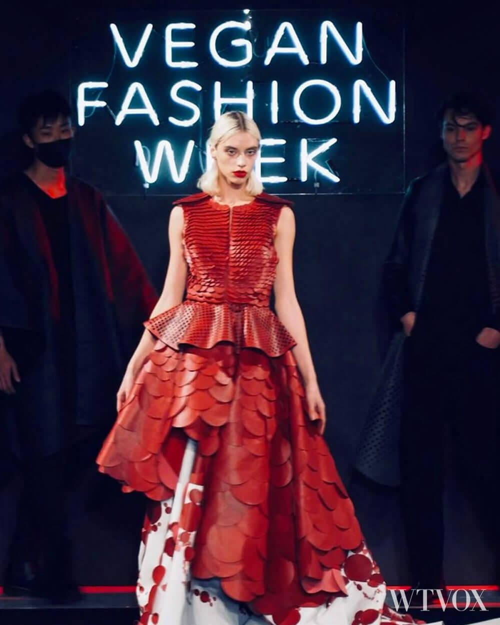 vegan fashion week