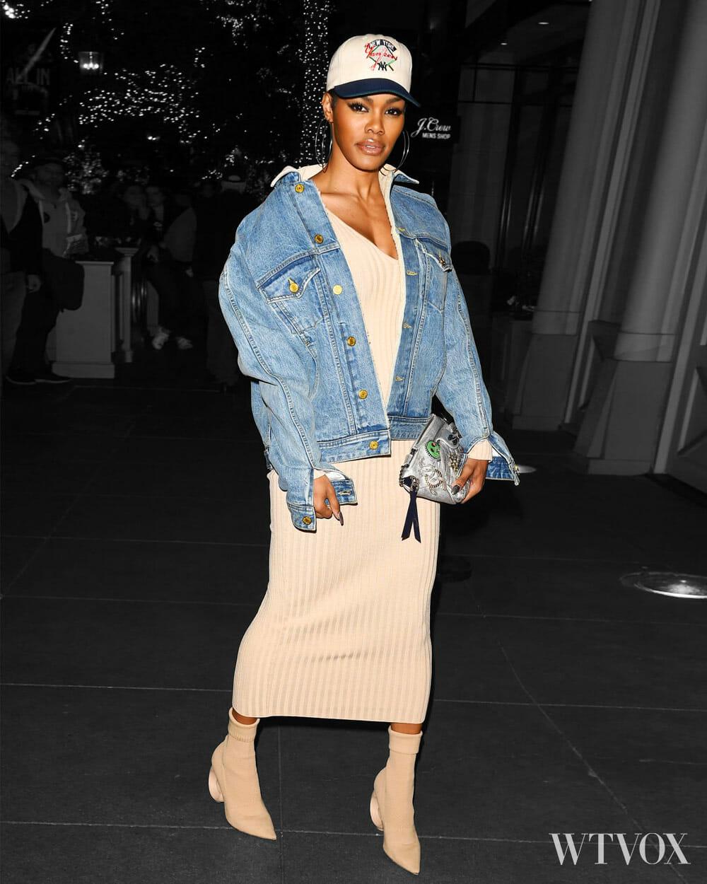 Tyana Taylor Streetwear Outfit