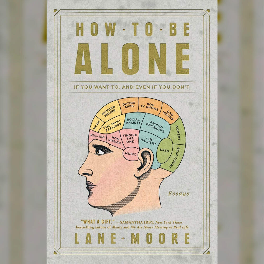 Self-help books how to be alone
