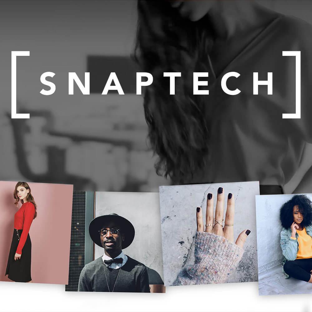 snaptech fashion startup
