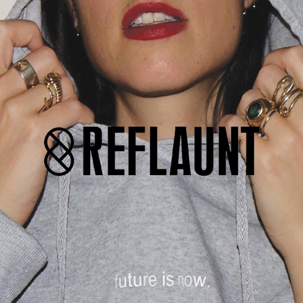 Reflaunt fashion startup