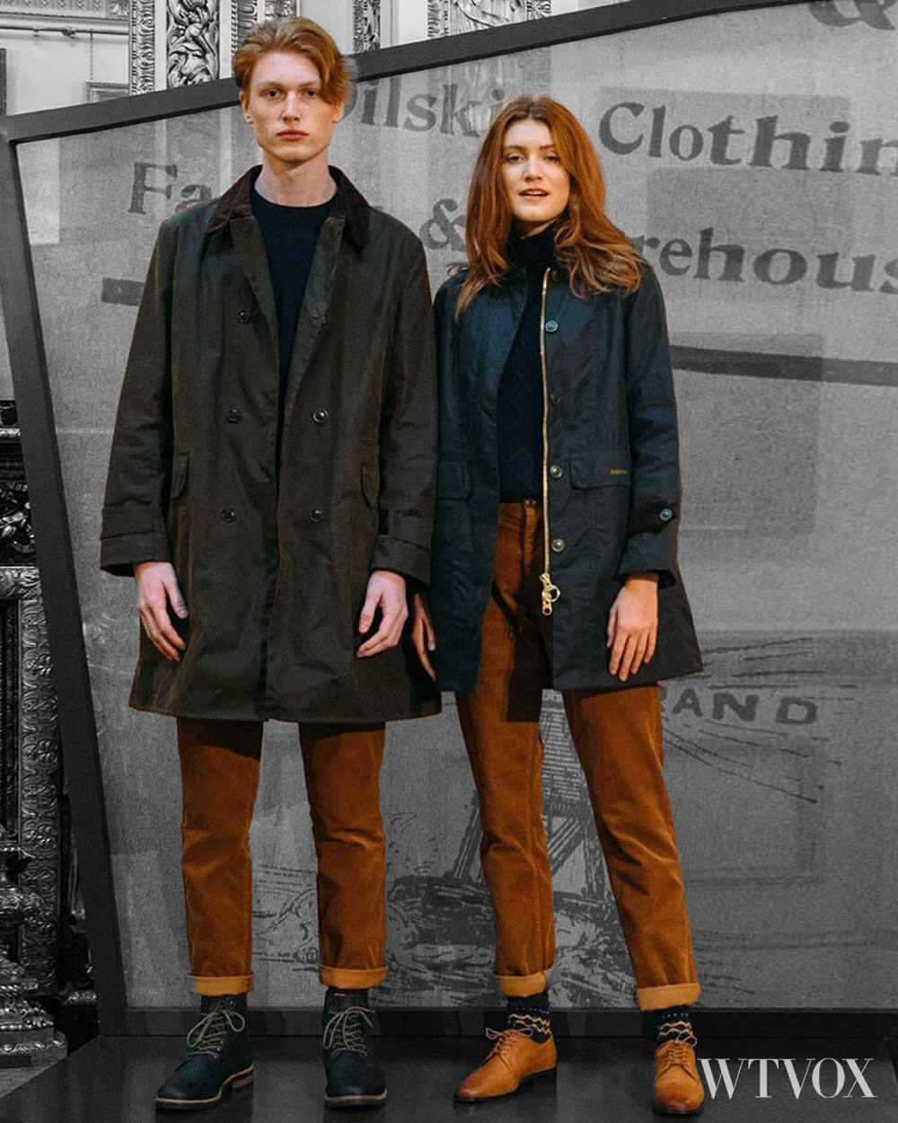 Barbour outdoor-clothing-brand