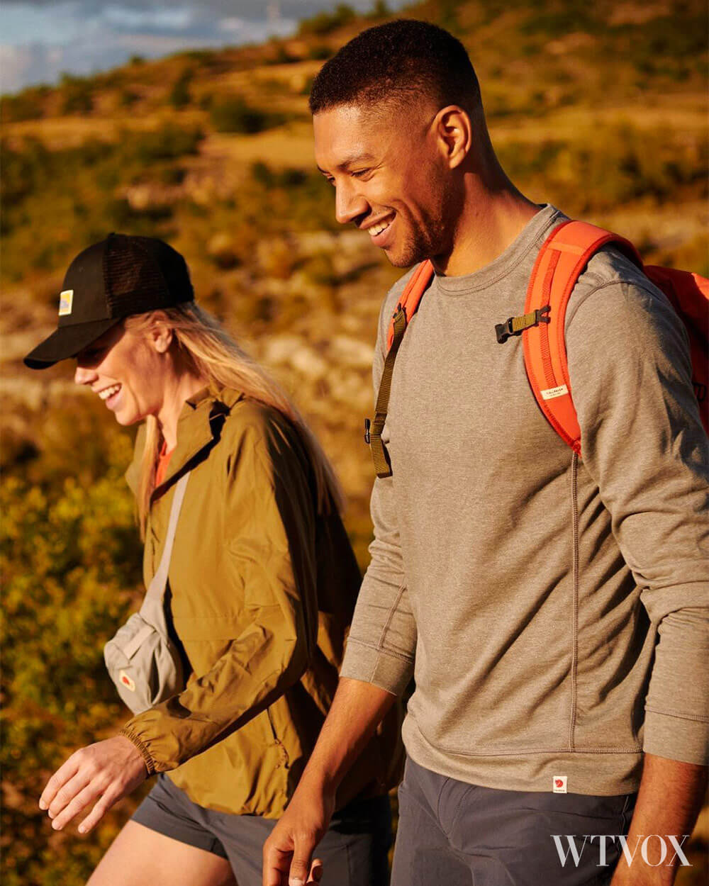 Fjallraven Outdoor clothing brand