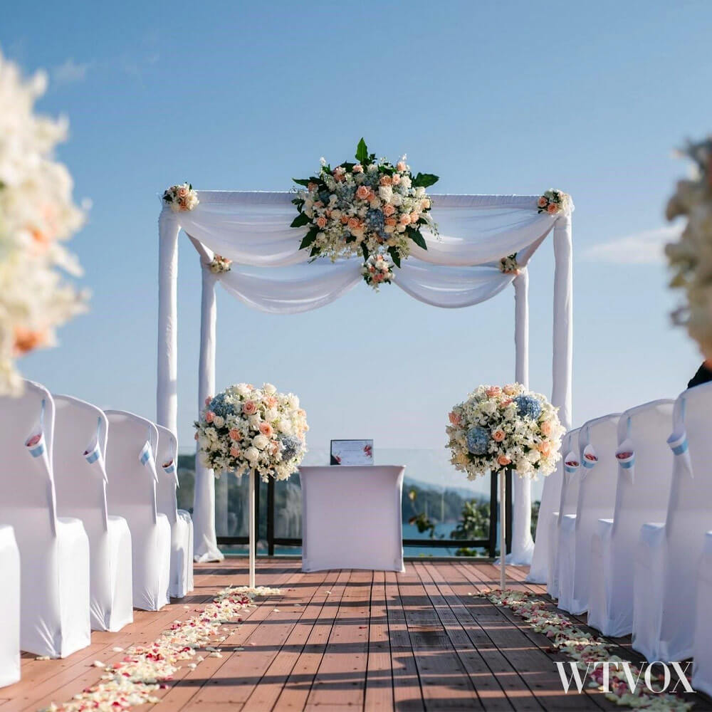 Wedding venue on budget