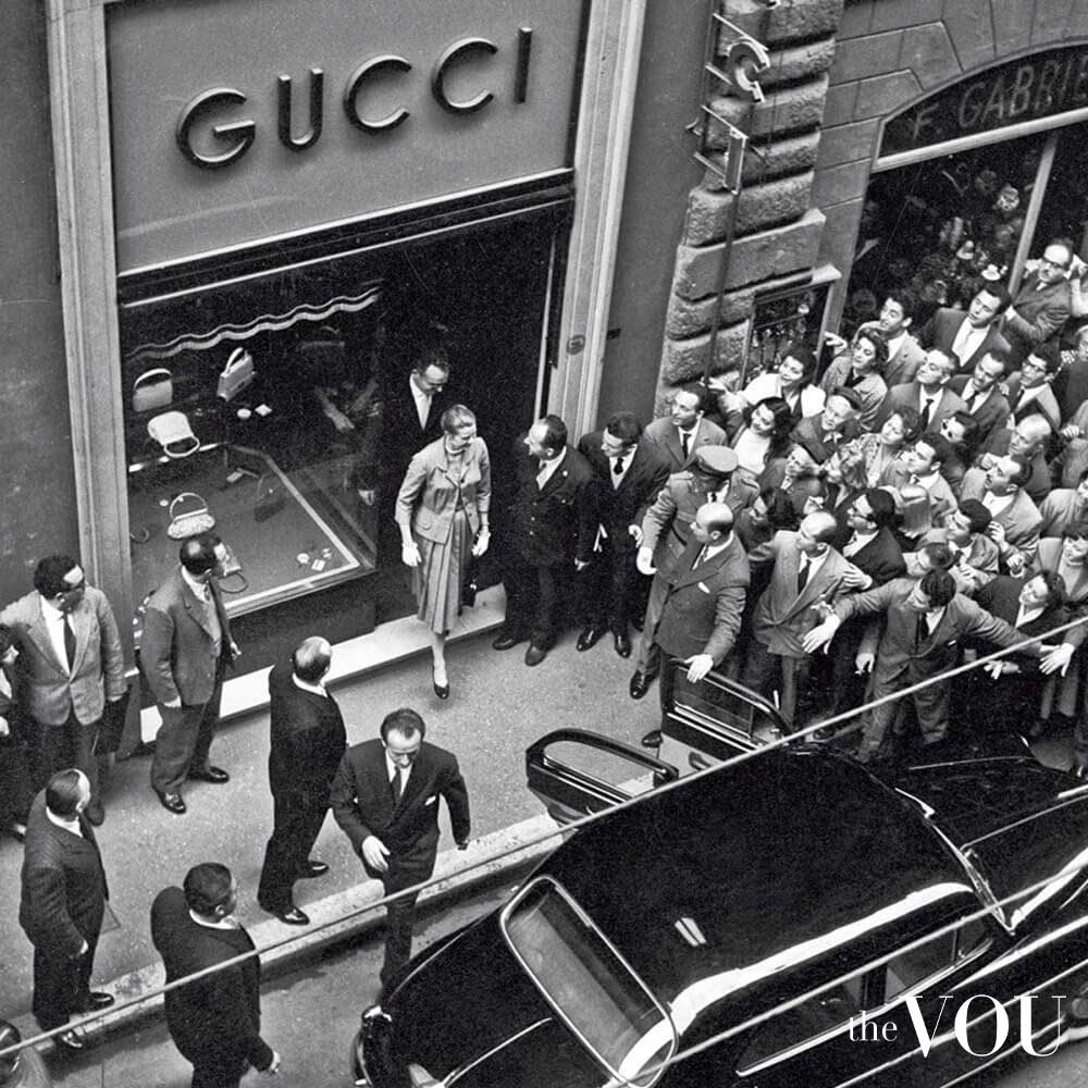 Why is Gucci brand so expensive? - Gucci first store