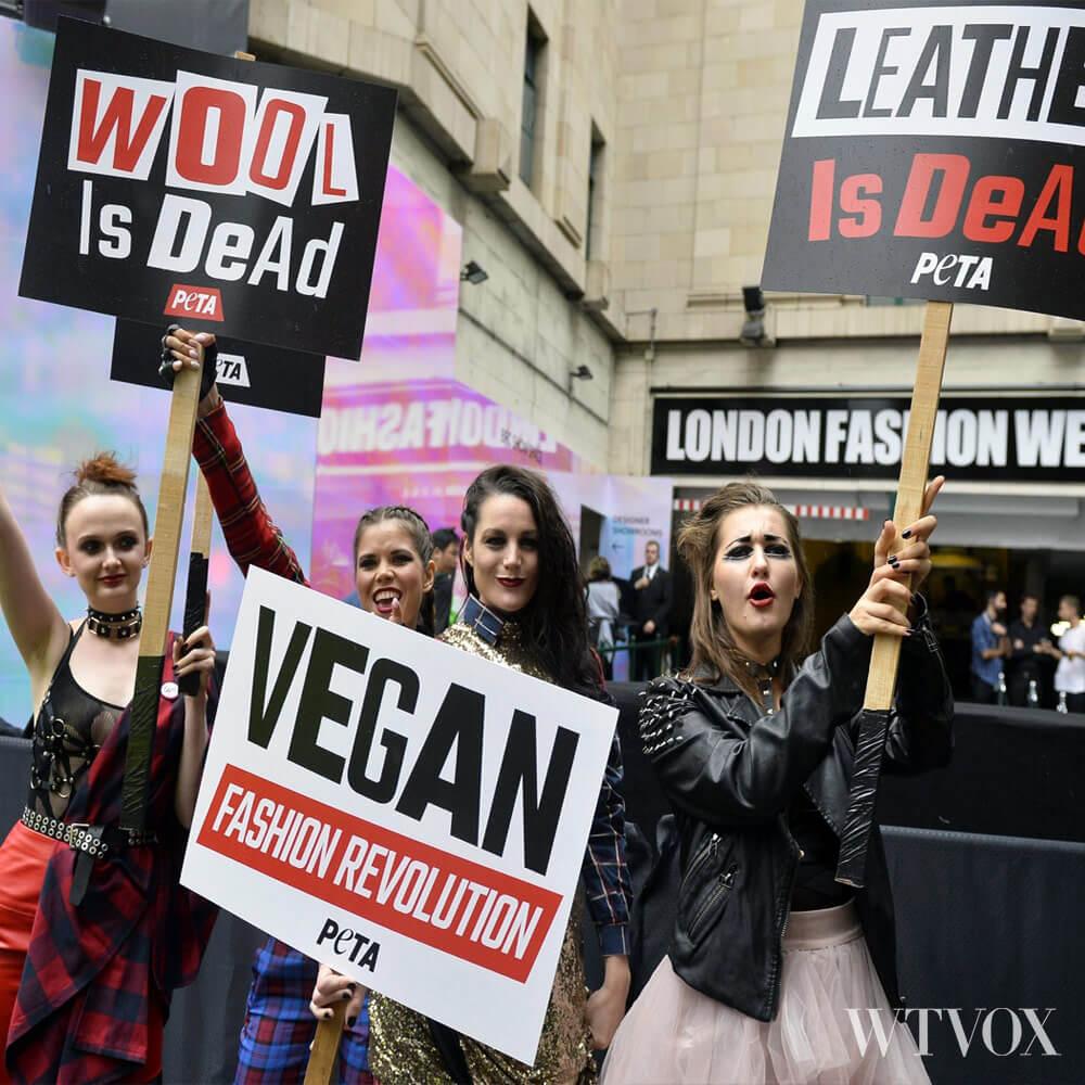 Vegan and cruelty free fashion